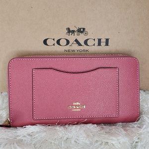 Coach Strawberry Wallet